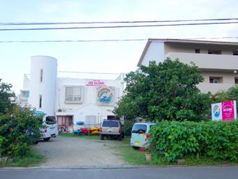 石垣島のゲストハウス・ホ・アロハ/GUESTHOUSE HO ALOHA(旧ペンションエクレシア)