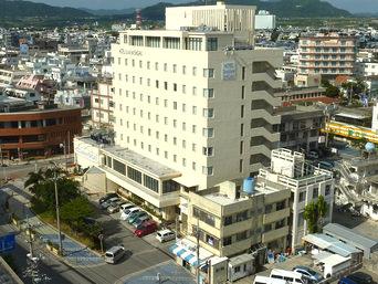 石垣島のホテルグランビュー石垣