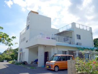 石垣島の民宿花城