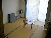 石垣島の民宿花城 - 和室もあります