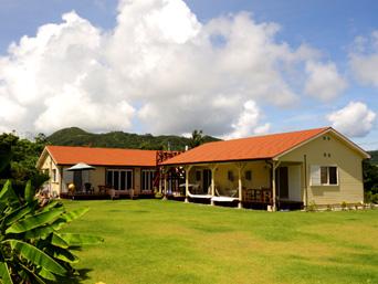 石垣島のゲストハウス アンシー/guest house annsea