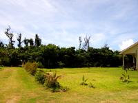 石垣島のゲストハウス アンシー/guest house annsea - 庭の脇を抜ければビーチまですぐ