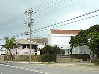 石垣島のザ・ビーチテラス - イメージスケッチより小さい建物 - イメージスケッチより小さい建物