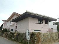 石垣島のザ・ビーチテラス - 赤かわらとの関係が分かりにくい