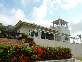 石垣島の石垣島美ゅらさ浜 ヴィレッジ&リゾート(宿としては閉館)