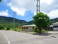 石垣島の癒しの宿 あさひ - 幹線道路沿いにぽつんとある