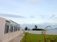 石垣島のホテル海邦 フサキ本館/別館 - 高台にあるのでオーシャンビュー?
