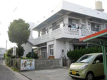 石垣島の民宿こはもと