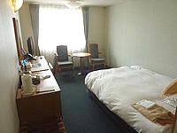 石垣島の南の美ら花ホテルミヤヒラ - シングルルームもあります
