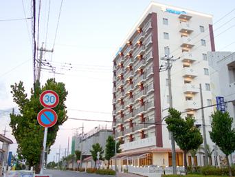石垣島のホテルミヤヒラ新館/美崎館