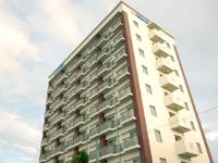 石垣島のホテルミヤヒラ新館/美崎館 - 単なるビジホの外観