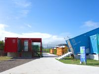 石垣島のグランピングコテージリゾートホテル 石垣島ぱいぬ島リゾート - 奥にも施設があってかなり広い敷地