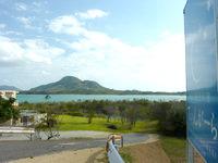 石垣島のペンションてぃんがーら(旧ペンションtoriton) - 景色がもちろん以前と変わらず