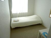 石垣島のアイランド@ISHIGAKI - 部屋は狭いビジホレベル