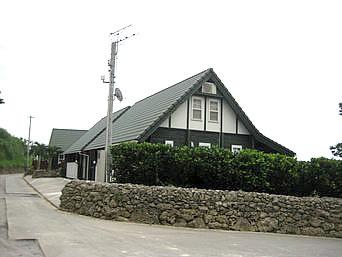 石垣島の案山子の宿