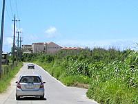 石垣島の沖縄エグゼス石垣島(旧:かりゆし倶楽部/軽井沢倶楽部) - 周辺には何もありません - 周辺には何もありません