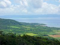 石垣島の石垣リゾート&コミュニティ計画/ユニマットゴルフ場 - 乱開発でこの緑の大半が消える・・・