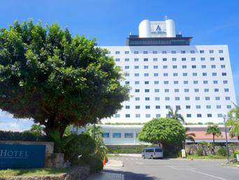 石垣島のアートホテル石垣島(旧ホテル日航八重山)