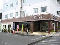 石垣島の石垣島ホテル ククル(旧 大原ホテル) - 2009年頃にリニューアルオープン