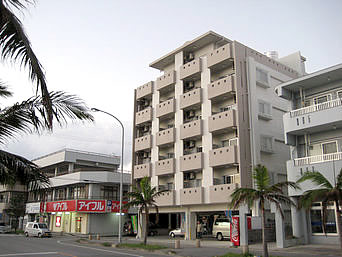 石垣島のマンションシースケープ
