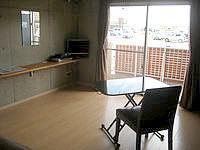 石垣島のリゾートイン ラッソ石垣 - 部屋は広めでキレイです