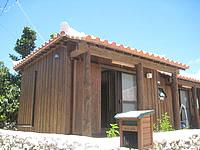 石垣島のペンションリゾートライフカビラ - コテージタイプの部屋