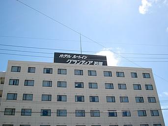 石垣島のホテルルートイングランティア石垣