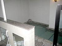 石垣島のホテルルートイングランティア石垣 - 大浴場はイマイチ