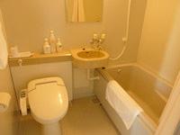 石垣島の先島ビジネスホテル - 水廻りは普通だが宿の管理がダメダメ