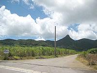 石垣島のペンション シーシャイン - 野底マーペーが望めます