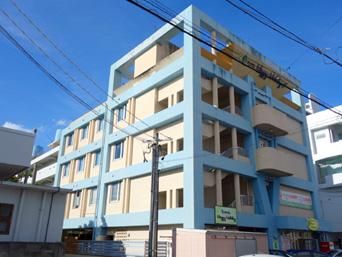石垣島のホテルハッピーホリディ
