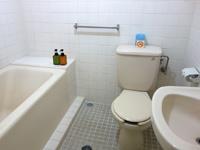 石垣島のすどまり館 - 水回りはユニットじゃ無いけど匂いが・・・