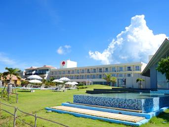 石垣島のビーチホテルサンシャイン