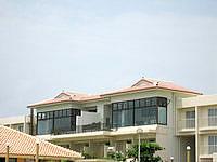 石垣島のビーチホテルサンシャイン - 展望風呂からの景色は良いだろうな〜