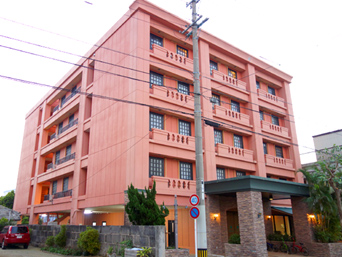 石垣島のホテルラッソ アビアンパナ石垣島(2014年ラッソ系列になって再開)
