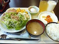 石垣島のホテルチューリップ石垣島 - 食事はビジホとしてはまずまず