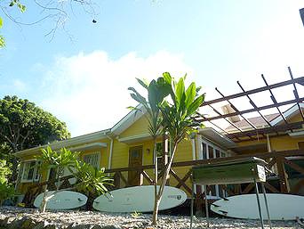 加計呂麻島のHIRO ISLAND STYLE/ビーチフロントペンション ヒロアイランドスタイル
