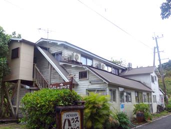 加計呂麻のINAハウス