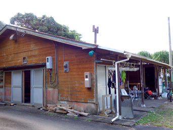 加計呂麻島の素泊まりゲストハウス カムディ/KAMUDY