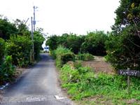 加計呂麻島の素泊まりゲストハウス カムディ/KAMUDY - 集落入口から見るとかなり奥にある宿