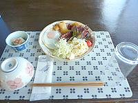 加計呂麻島の来々夏ハウス - 朝食はこんな感じ