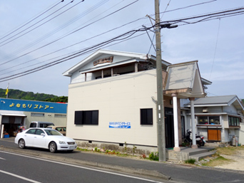 喜界島の旅館早町荘