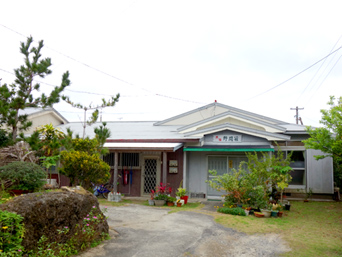 喜界島の野間荘