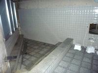 北大東島のハマユウ荘うふあがり島 - 大浴場があり洗濯機も近くにある