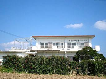 小浜島の民宿かやま荘