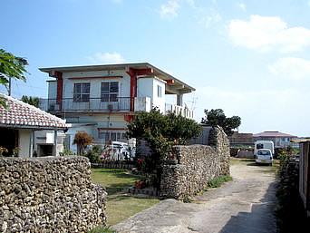 小浜島の民宿おもしろ荘