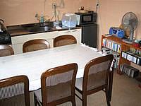 小浜島のゲストハウス パナパナ - バス・トイレ共同の部屋にはキッチンなども有り