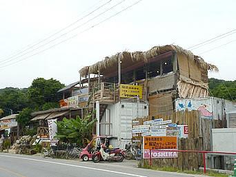 古宇利島のゲストハウスYOSHIKA