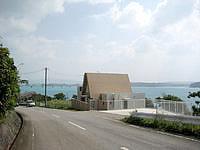 古宇利島の別荘KoURi - 古宇利大橋まで見渡せます - 古宇利大橋まで見渡せます