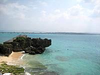 古宇利島の別荘KoURi - 近くには小さなビーチもあります